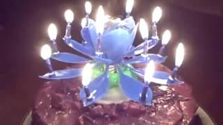 Свеча мини-фейверк