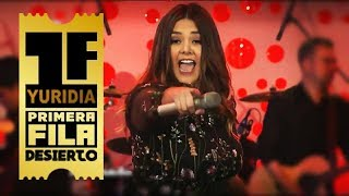 "Yuridia - ""Amigos No Por Favor""   ""Ya Te Olvide"" (Primera Fi..."