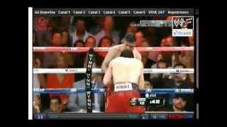 K.O. BOX Greatest Hits Canelo Alvarez vs Julio Cesar Chavez Jr (15 de septiembre del 2012) HD