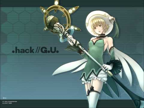 .hack//G.U.- Extended OST 4 Hours - To you, My Dearest