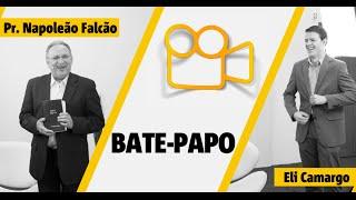 Bate-papo com Pr. Napoleão Falcão em sua estreia na Academia de Pregadores
