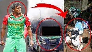 ঘাতক ড্রাইভারদের উদ্দেশ্যে যা বললেন রুবেল | Bangladeshi cricketer | Rubel Hossain