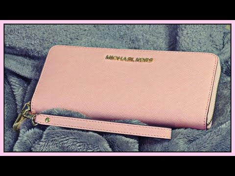 MY NEW WALLET | MK Continental Wallet