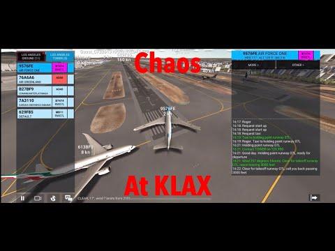 KLAX The New Heathrow[KLAX ATC] |