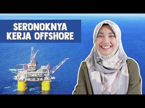 Seronoknya Kerja Offshore