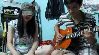 HÒN ĐÁ CÔ ĐƠN - Tâm tít mít - guitar: Viết Đồng