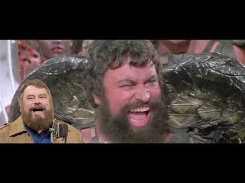 Brian Blessed's Flash Gordon Commentary