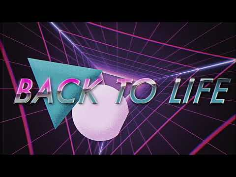Ollie Wride - Back To Life (Lyric Visualizer)
