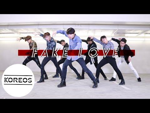 [Koreos] BTS 방탄소년단 - Fake Love Dance Cover 댄스커버