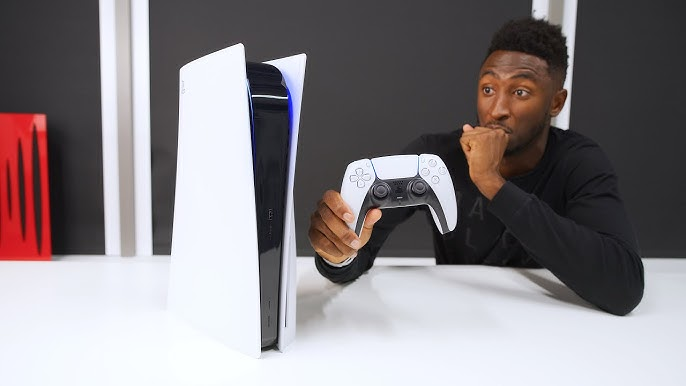 PlayStation 5 Unboxing & Accessories!