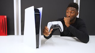 PlayStation 5 Unboxing \u0026 Accessories!