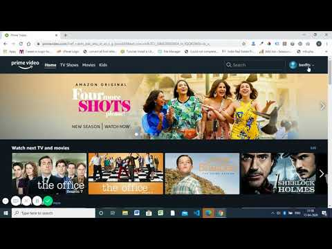 How To Watch Amazon Prime Video On TCL Android Smart  TV Without Installing Amazon Prime App