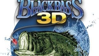 CGR Undertow - SUPER BLACK BASS 3D review for Nintendo 3DS