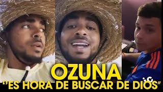 OZUNA: ''EN ESTOS TIEMPOS, BUSQUEN DE DIOS''/Almighty y Onell Diaz/ con fecha NSP REMIX