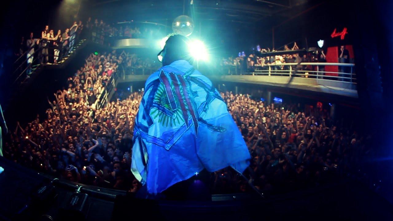 Skrillex Diplo >> Skrillex in South America - YouTube