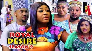 ROYAL DESIRE SEASON 9 (Trending New Movie HD)Destiny Etiko 2021 Latest Nigerian Nollywood  Movie