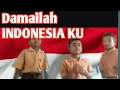 "lagu ""DAMAILAH NEGERIKU INDONESIA"". by andepang kids cover parna kid Mp3"
