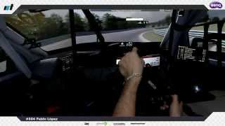 V8 - Pablo López onboard LIVE MundoGT @ Watkins