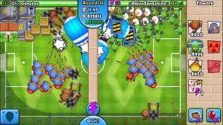 BTD Battles - Mobile KOTH