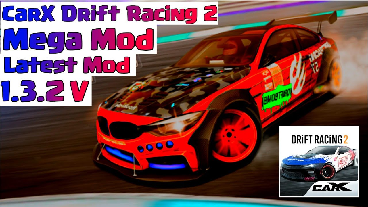 Carx Drift Racing 2 Mega Mod Android Iso 2019 Unlimited Money No