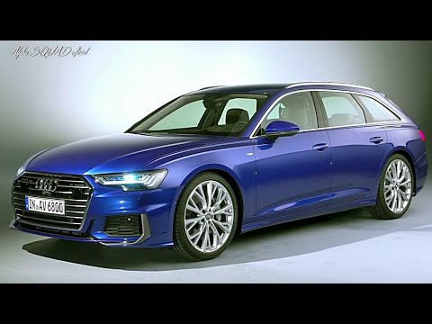 audi a6 avant 2019 youtube. Black Bedroom Furniture Sets. Home Design Ideas