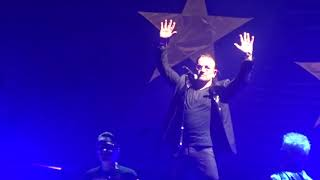 New Years Day - U2 Live in Berlin on Friday 31st August 2018