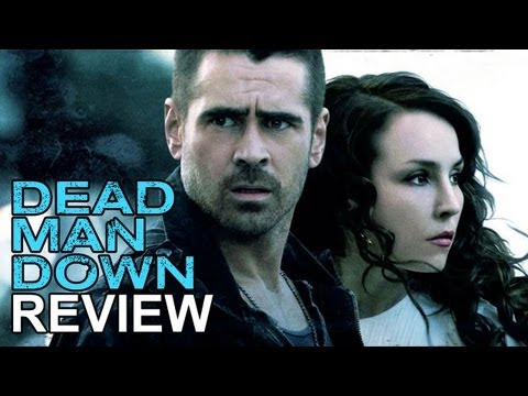 Dead Man Down - Movie Review