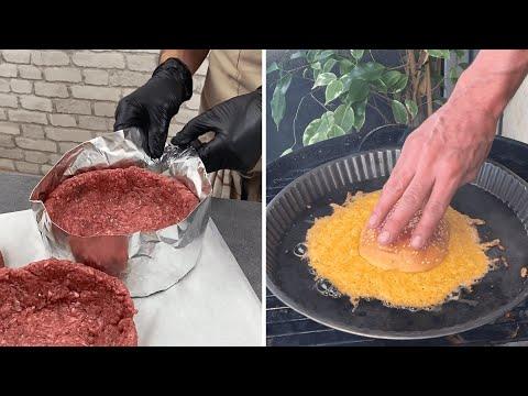 Our Most Original Burger Recipes 🍔✨