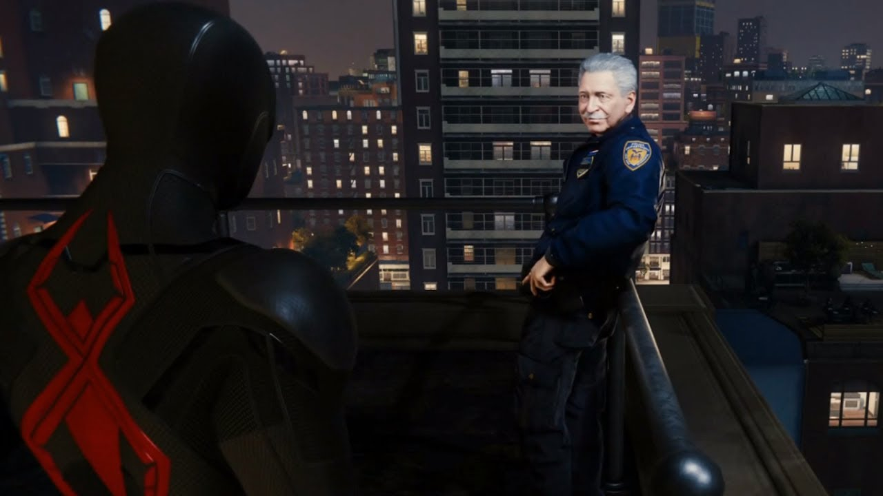 Download Spider-Man PS4 - Paintings Locations - Helping Walter Hardy The Original Black Cat - Heist DLC