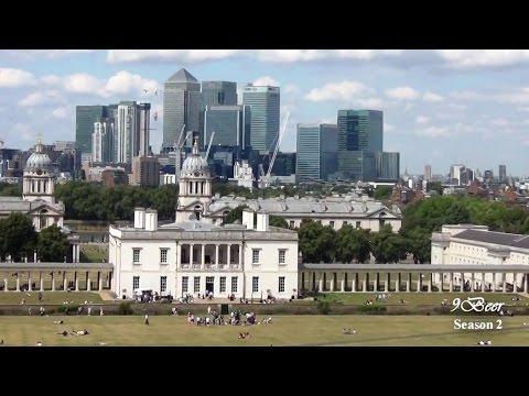 เที่ยวอังกฤษ เมือง Greenwich ดูเส้นแบ่งเวลา