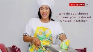 Faithia Williams Launches Her Restaurant, Unusual F Kitchen