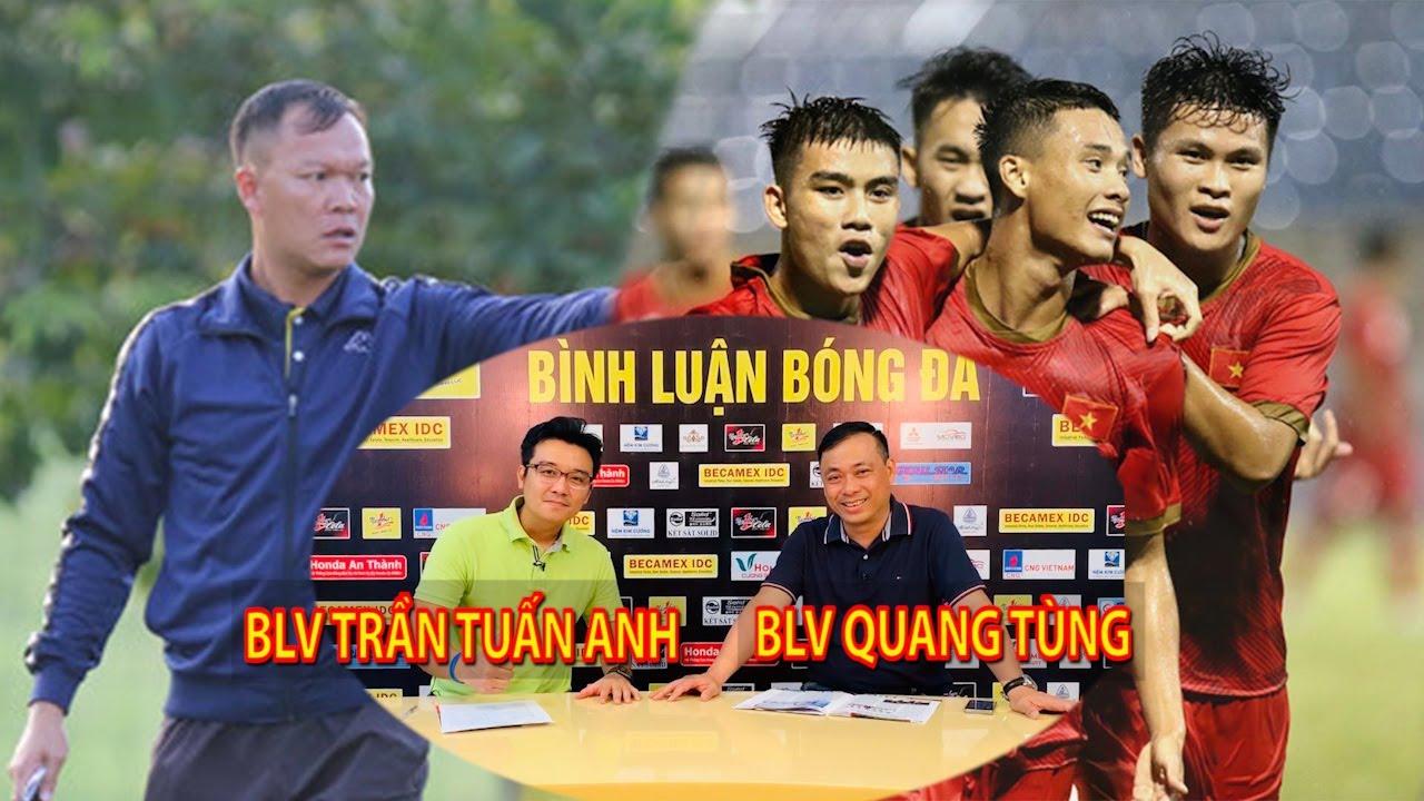 LIVE: U20 Việt Nam – U20 Cambodia (Campuchia) – BTV Cup 2019