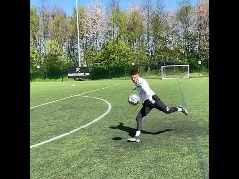 That Volley Tekkers 😱💥 #Shorts Thumbnail