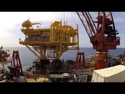 Offshore Construction Projects Management | CM Heavy Industr