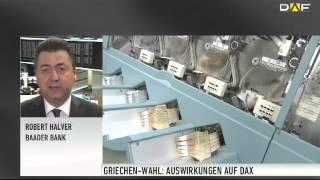 """Marktexperte Halver: """"Gute Chancen auf Parität Euro/Dollar Anfang 2016"""""""