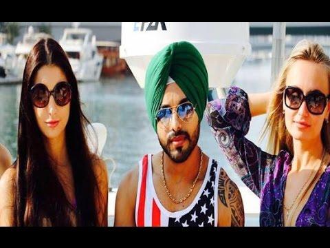 New Punjabi Songs 2017 || Babey Di Bless || D Dhillon Feat Simran Goraya || Panj-aab Records