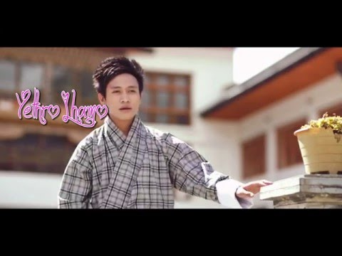 Bhutanese Song | Yethro Lhamo | (Romantic and an authentic classic song)