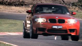 BMW 1M test drive