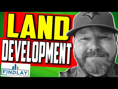 How To Finance Land Development | Building Apartment Buildings & Condos