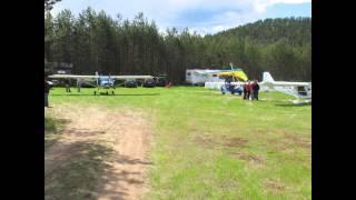 Flytreff Evje 2012