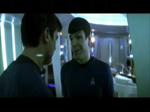 Star Trek 2009 Bloopers