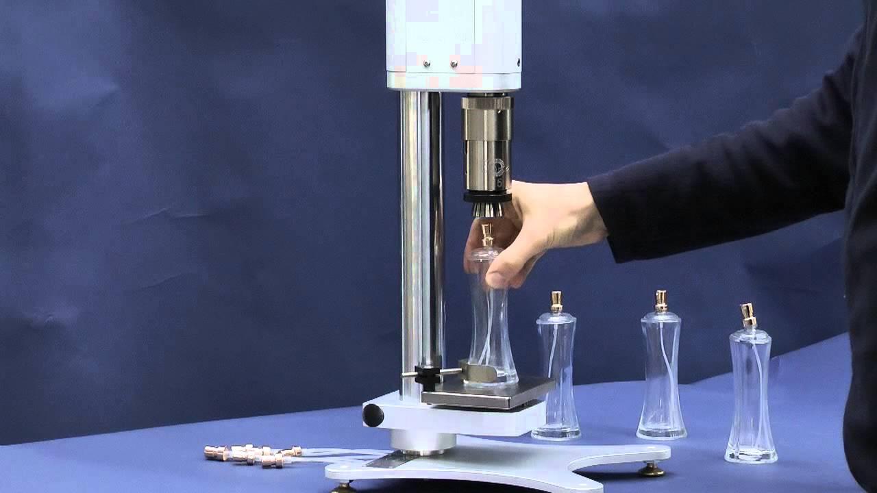 Ap93 L Perfume Manual Crimping Machine Manual Crimper