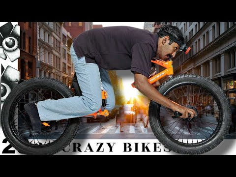 20 Crazy Bikes You Have to See to Believe 1