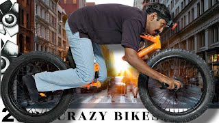 Top 10 Bikes - 20 CRAZY BIKES THAT YOU HAVE TO SEE TO BELIEVE
