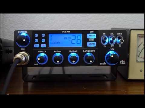 USA Heard From Scotland (Irvine, Ayrshire) On TTI TCB-881 CB Radio #1 (30sep2012)