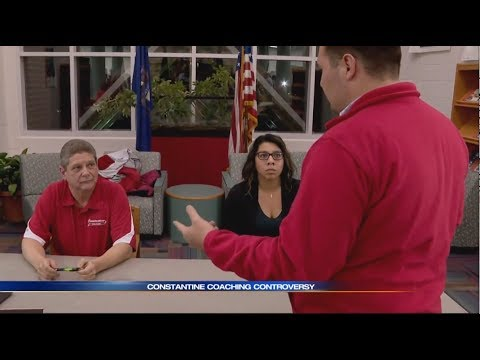 Constantine High School Coaching Controversy