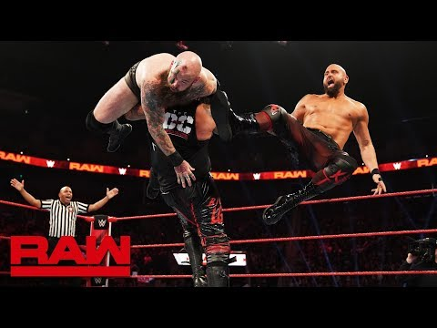 The Viking Raiders vs. The O.C.: Raw, Sept. 23, 2019
