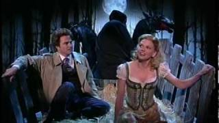 "Sutton Foster Performs ""Roll in the Hay"""