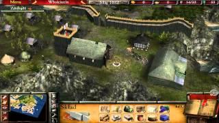 Zagrajmy w Stronghold 2 Deluxe #1 - Budujemy latarnie. (Kampania EKONOMICZNA)