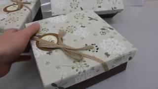 видео Упаковка из микрогофрокартона оптом Москва